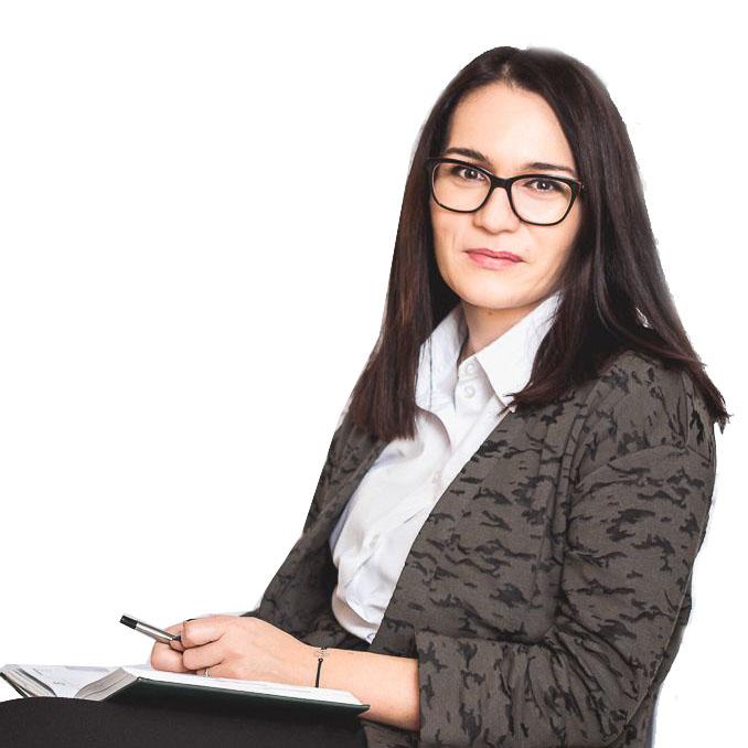 Agnieszka Kręblewska - zbliżenie