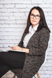 Agnieszka Kręblewska - psychoterapeuta